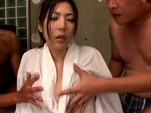 Crazy Japanese slut Mirei Yokoyama in Best Close-up, Couple JAV clip