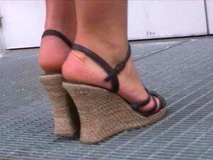 Porn wedges High Heels